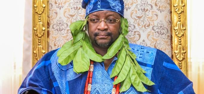 Sports Minister, Sunday Dare Installed As Agbaakin Of Ogbomosholand
