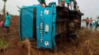 Another Nigerian Club Involved In Road Accident, Players Injured