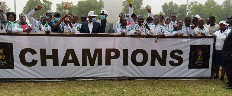FCT FA Congratulates  Fosla Academy On National Principal's Cup Victory
