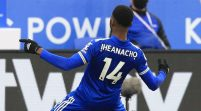 Iheanacho Nominated For Premier League Player/Goal Of The Month Awards