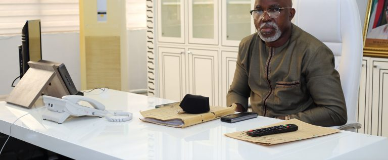 Nigeria Eagles Supporters Club Felicitates With Pinnick On New FIFA Role