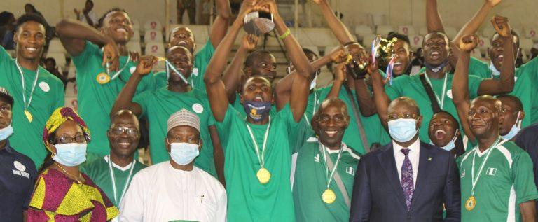 Nigeria Retains U-19 Boys Title, Qualify For FIVB World Championship