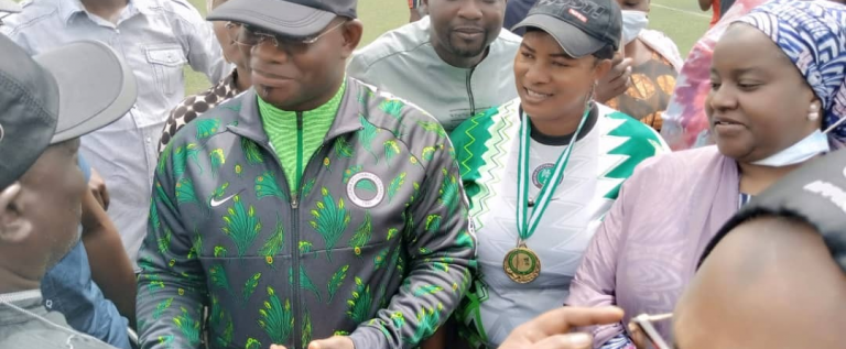 Kogi Governor, Bello Calls For Equity In Super Eagles, Falcons Remunerations