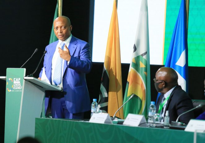 Motsepe Promises To Restore The Dignity Of Africa Football