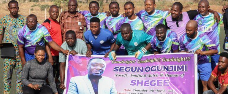 Ogunjimi: SWAN FCT Presents N.305 Million To Family, Thanks Donors