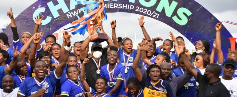 WAFU CAF WCL Qualifiers: Rivers Angels Motivated With One-million Naira Per Goal Promise