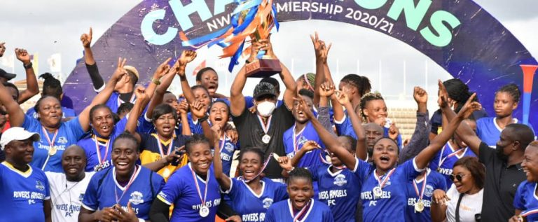 CAF Women's CL: NWFL Submits Rivers Angels As Nigeria Rep, Keep Delta Queens On Standby