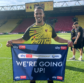 William Troost-Ekong In Cloud Nine After Watford Premier League Promotion