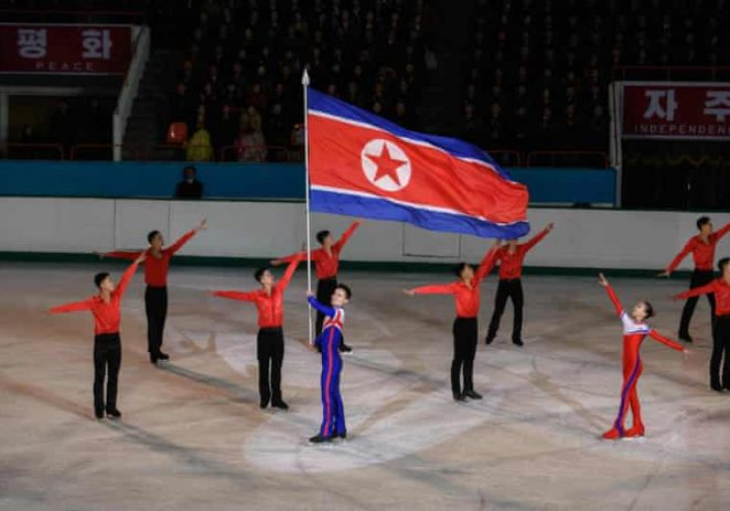 North Korea Pulls Out Of 2020 Olympics Over Covid-19 Fear