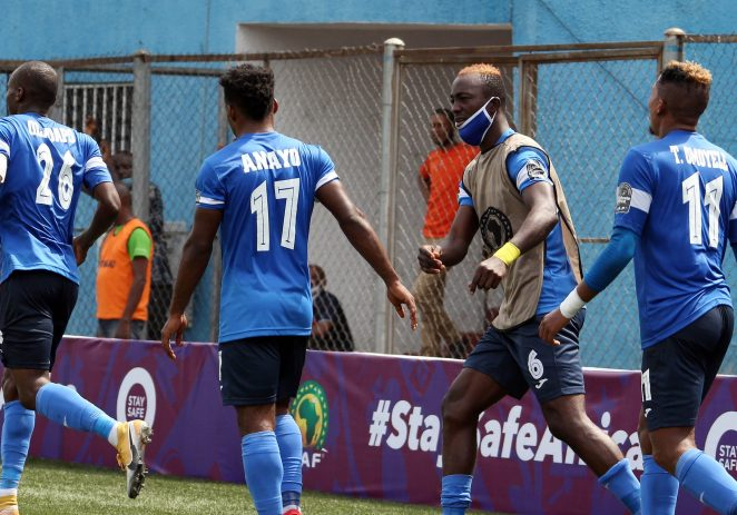 Enyimba Force FC Ifeanyi Ubah To 2-2 Draw In Oriental Derby