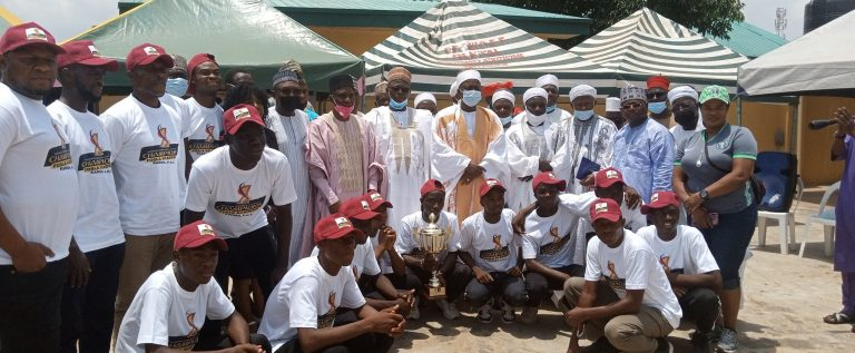Karshi Stands Still As Emir Hosts National Principal's Cup Champions Fosla Academy