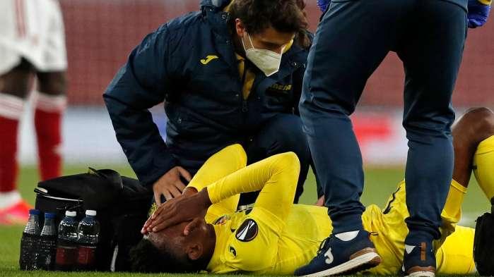 Europa League Final: Chukwueze In Race To Face Man United