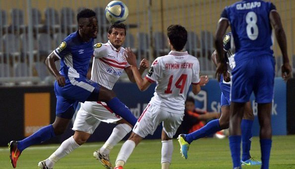 CAF Confederation Cup: Enyimba Trapped At The Foot Of Egyptian Pyramids