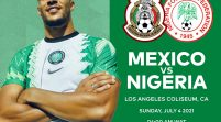 NFF Confirms Mexico Friendly, When Super Eagles Squad Will Be Released