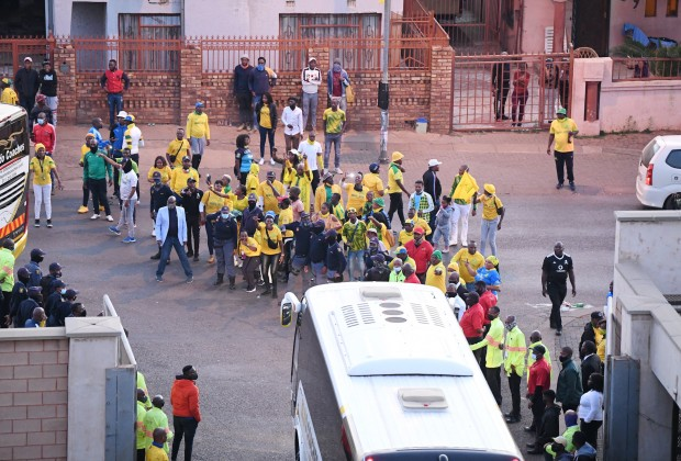 CAF To Ban Mamelodi Sundowns From 2022 Champions League