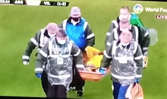 Samuel Chukwueze Injured As Villarreal Reach Europa League Final
