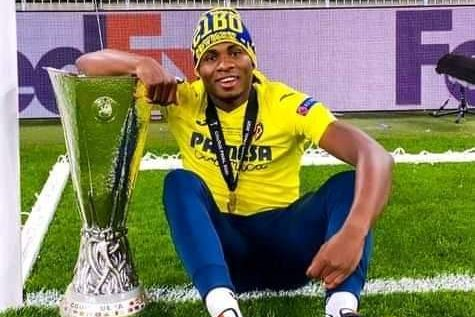 Europa League Victory: NFF Boss, Pinnick Congratulates  Chukwueze