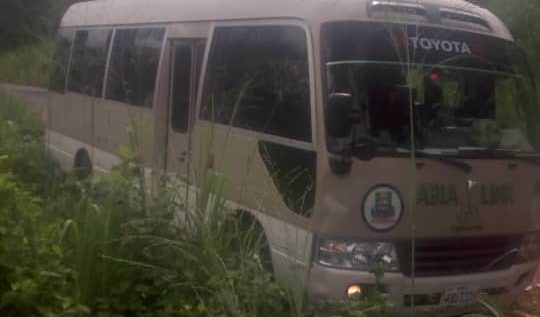 Another Nigeria Club Abia Comets Involved In Road Accident
