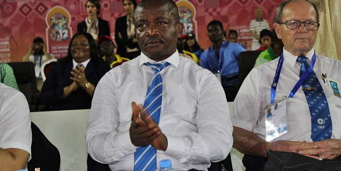 Weightlifting Coaches Want Iquaibom To Vie For  Presidency