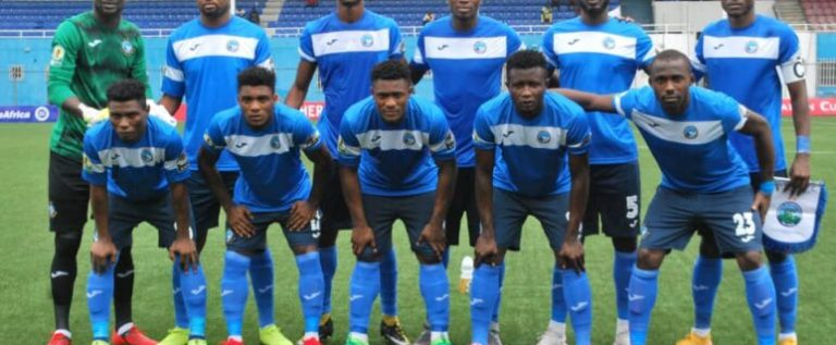 CAF Confederation Cup: Can Enyimba Climb The Egyptian Pyramids?