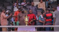 Santana FC  Emerge Champions Of Ratels/Benue State Football League