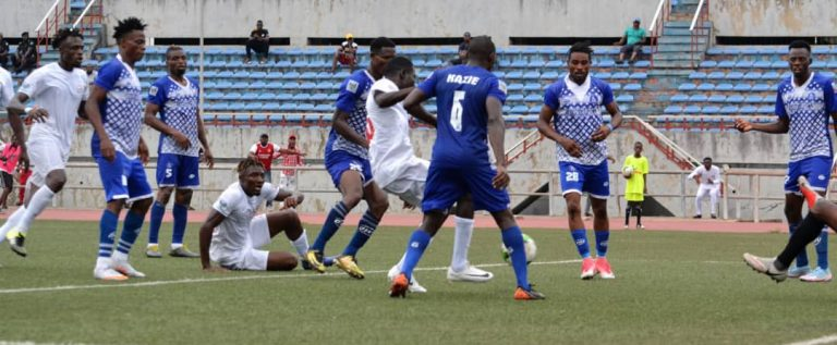 NPFL Matchdayw 21: Wasteful Rangers Loses At Home Against Rivers United