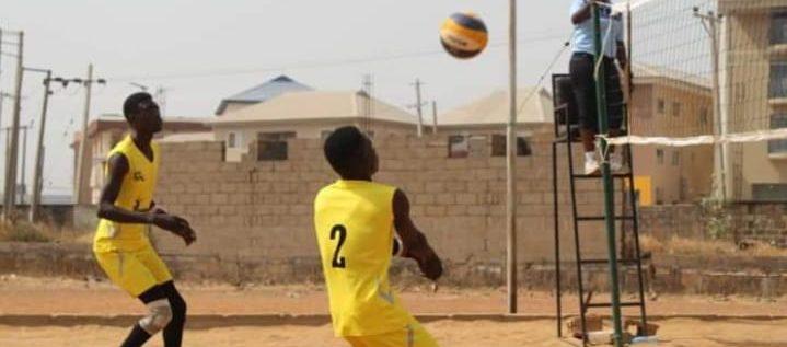 Nimrod Builds World Class Twin Beach Volleyball Courts In Kaduna