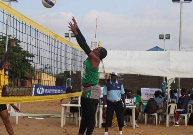 President Beach Volleyball Cup: Kada Emeralds, Team Kogi Clash In Final