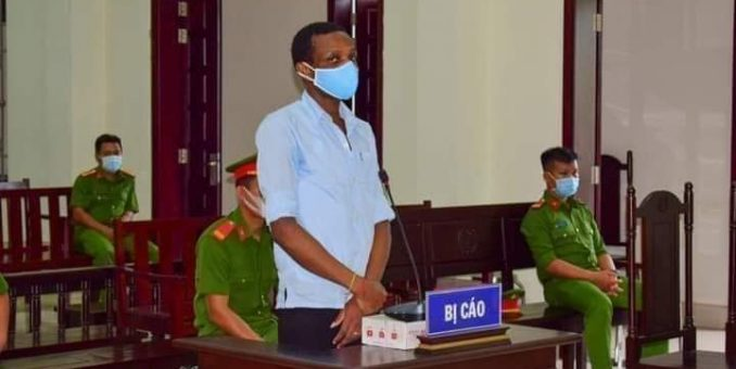 Nigerian Player Faces Execution In Cambodia After Death Sentence