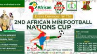 2021 Minifootball AFCON: Nigeria Drawn Against Senegal, Morocco and Djibouti