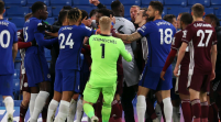 FA Charges Chelsea, Leicester City With Misconduct After Premier League Brawl