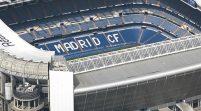 JUST IN: Real Madrid Stadium, Santiago Bernabeu Is On Fire