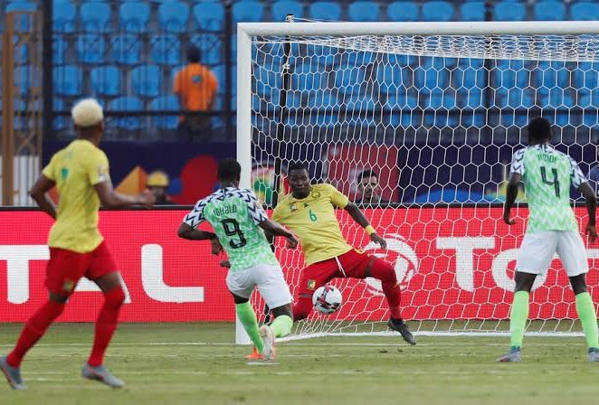 Cameroon Friendly: Rohr Hails Moffi, Marcus, Ozornwafor On Eagles Debut