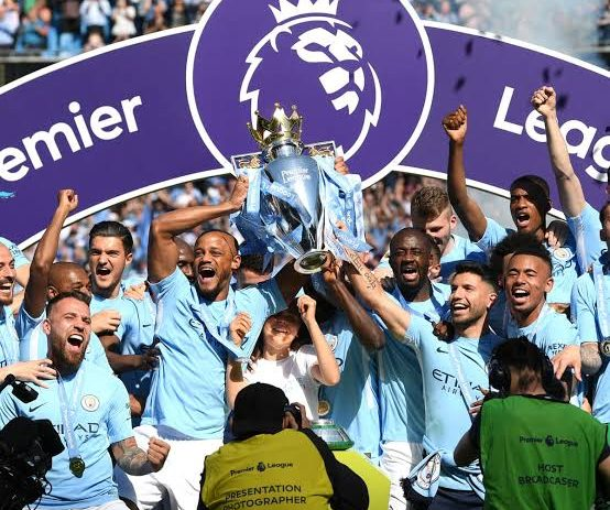 Manchester City Are Champions Of 2020/2021 Premier League