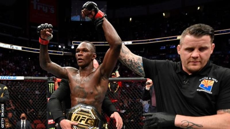 How Israel Adesanya Defeated Marvin Vettori To Retain UFC Middleweight Title