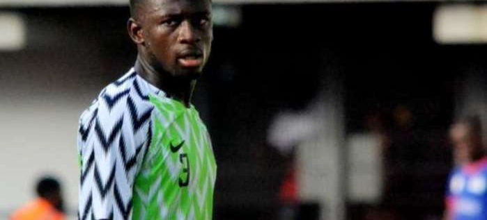 Jamilu Collins Recovers From Injury, To Face Cameroon Today