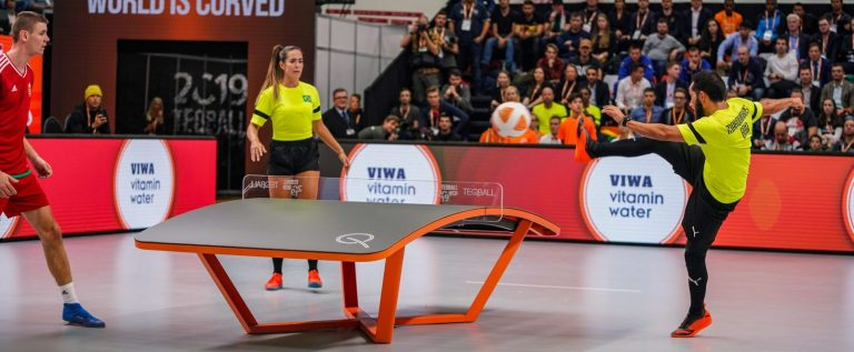 TEQBALL Added As Medal Sports For 2023  European Games