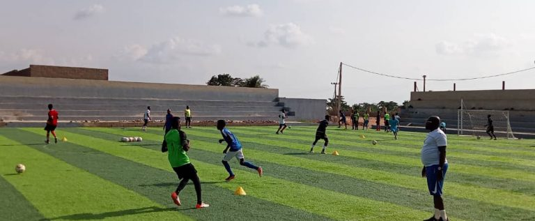 Mini-football: Nigeria Resumes Camp With 31 Players For 2021 AFCON