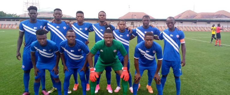 Victory Beniangba Scores Four As Bayelsa United Move Second in Group B Of NNL