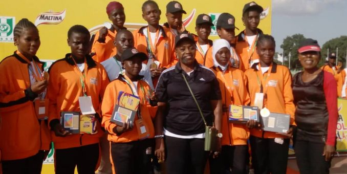 National Principal's Cup Champions, Fosla Academy Wins Gold Medals In Maltina School Athletic Games Final