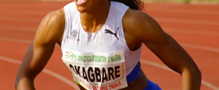 How Wind Denied Blessing Okagbare From Becoming Joint-fastest Woman In The World