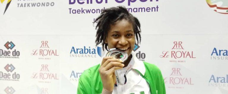 Elizabeth Anyanacho Wins Gold Ahead Of Tokyo Olympic Games