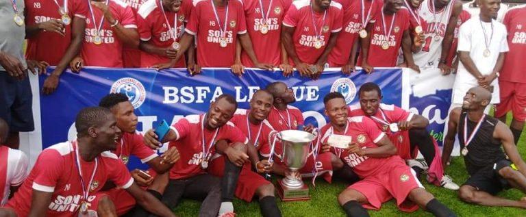 Sons United FC Emerge Champions Of 2021 Bayelsa State League