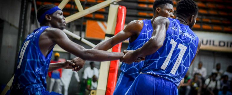 Comets Battles Nile University In National Basketball Division One Final