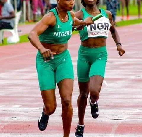 Tokyo Olympics: World Athletics Disqualifies Nigeria 4x400m Team