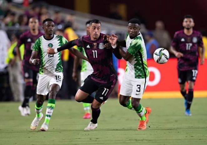 Mexico Vs Nigeria: Super Eagles Made Us Proud – Pinnick