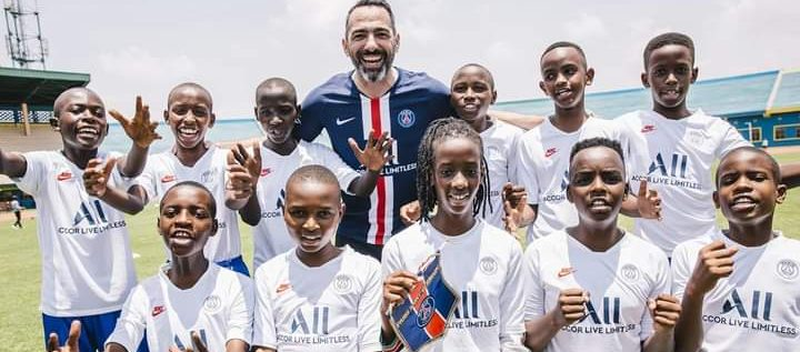 200 Young Rwanda Footballers To Join PSG Academy In September
