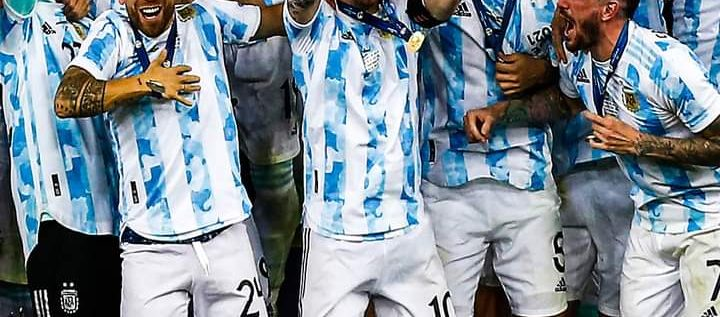 Messi Wins Copa America After Argentina Victory Against Brazil