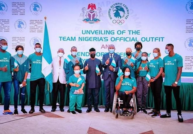 Nigerian Olympic Official Hospitalised For Covid-19 In Tokyo