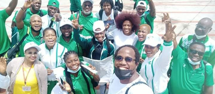 Chukwumerije Always Stands For Us, Deploys Personal Resources For Taekwondo Development – Athletes, Others